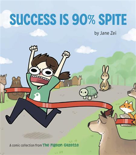 SUCCESS IS 90 PERCENT SPITE TP (C: 0-1-0)