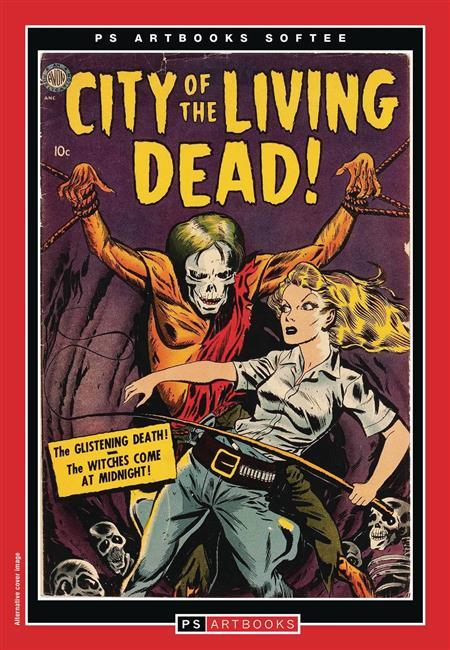 WEIRD ADVENTURES SOFTEE VOL 01 CITY OF LIVING DEAD VAR CVR (