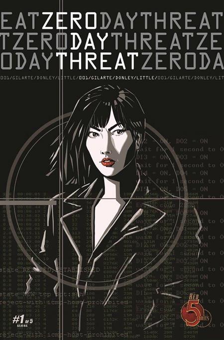ZERO DAY THREAT #1 10 COPY PIA GUERRA INCV CVR (Net)