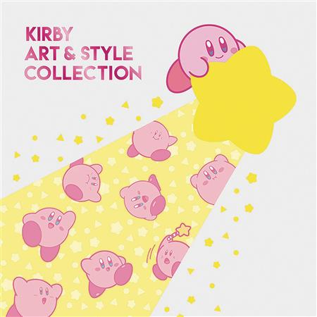 KIRBY ART & STYLE COLLECTION HC (C: 1-1-2)