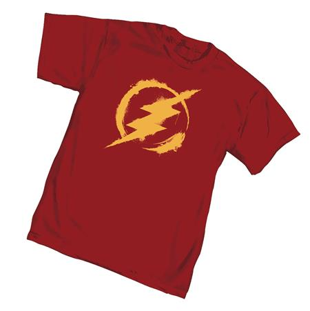 THE FLASH YEAR ONE SYMBOL T/S LG (C: 1-1-2)