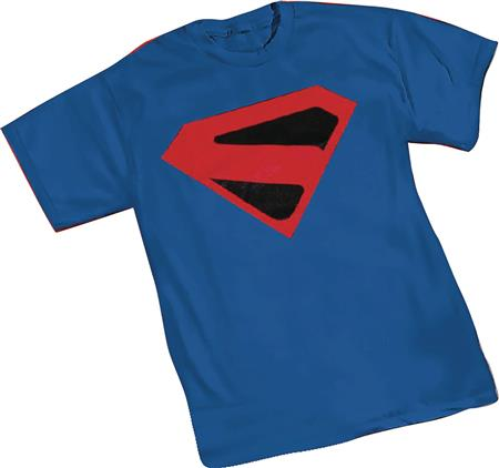 DC KINGDOM COME SUPERMAN SYMBOL T/S LG (C: 1-1-2)