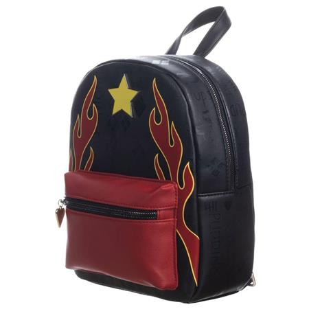 BIRDS OF PREY HARLEY QUINN SKATE MINI BACKPACK (C: 1-1-2)