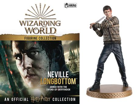 HP WIZARDING WORLD FIG COLLECTION #32 NEVILLE LONGBOTTOM (C: