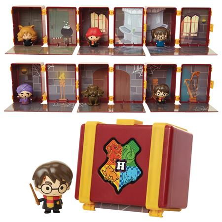 HARRY POTTER CHARMS MINI FIG WV1 ASST (Net) (C: 1-1-2)