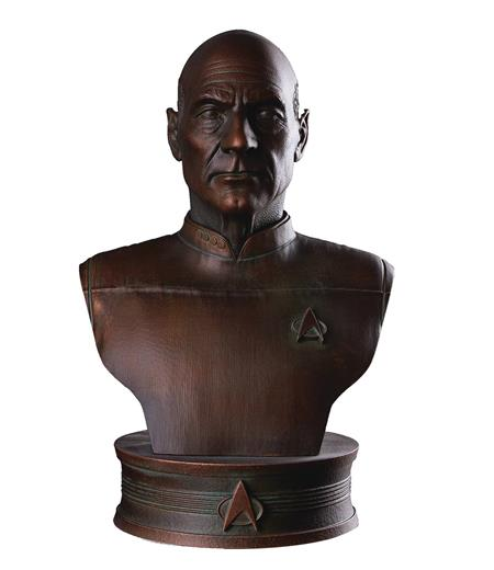 STAR TREK TNG CAPTAIN JEAN-LUC PICARD 1/2 SCALE BUST (Net) (