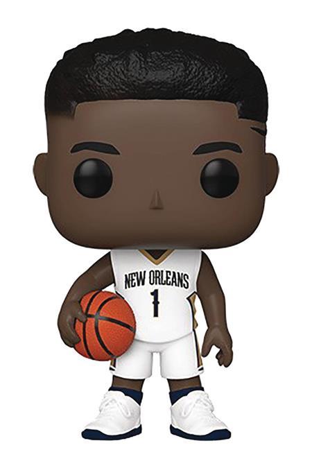 POP NBA NEW ORLEANS PELICANS ZION WILLIAMSON VIN FIG (C: 1-1