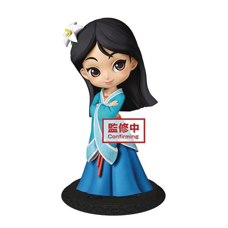 DISNEY Q-POSKET ROYAL STYLE MULAN FIG (C: 1-1-2)