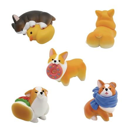 ANIMAL LIFE THE DAILY CORGI 6PC BMB DIS (C: 1-1-2)
