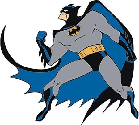 DC BTAS BATMAN PIN (C: 1-1-1)