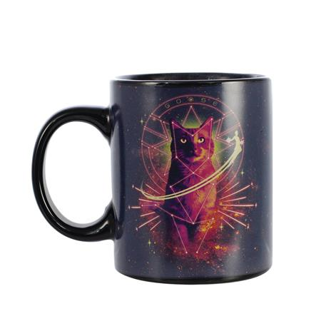 CAPTAIN MARVEL GOOSE 11OZ HEAT REVEAL MUG (C: 1-1-2)