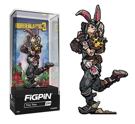 FIGPIN BORDERLANDS 3 TINY TINA PIN (C: 1-1-2)
