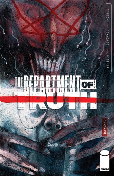 DEPARTMENT OF TRUTH #8 CVR A SIMMONDS (MR)