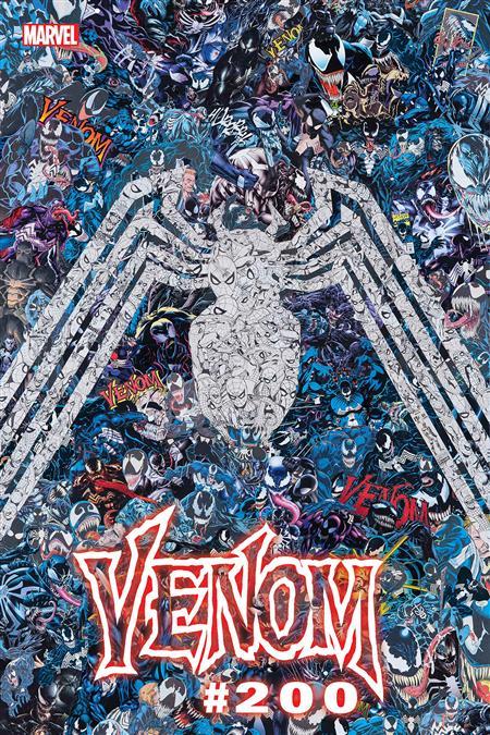 VENOM #35 MR GARCIN VAR 200TH ISSUE