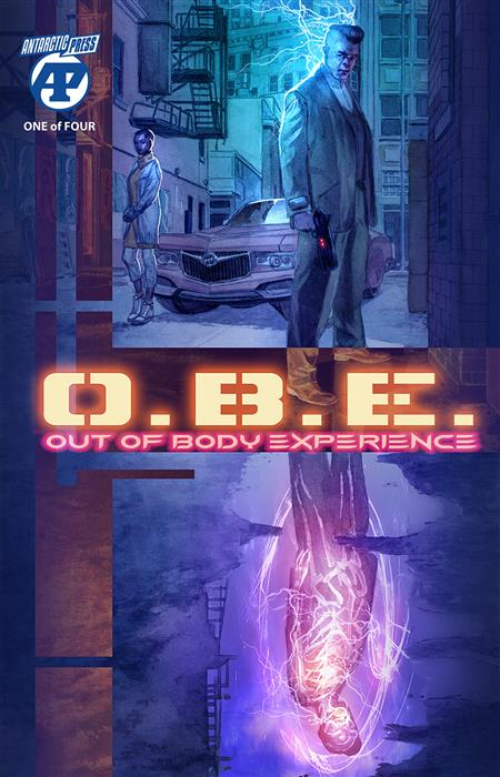 OBE OUT OF BODY EXPERIENCE #1 (OF 4)