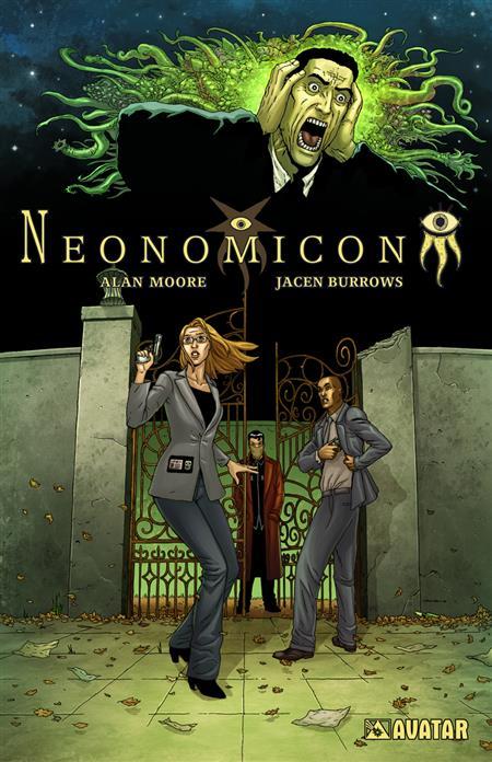 ALAN MOORE NEONOMICON TP NEW PTG (MR) (C: 0-1-2)