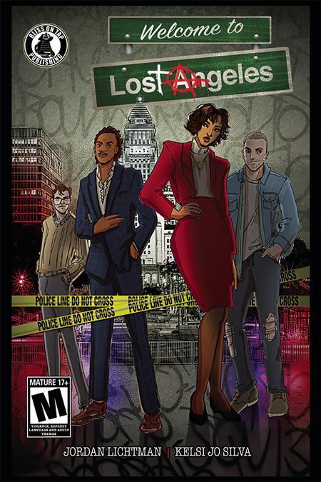 LOST ANGELES #1 (MR)