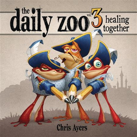 DAILY ZOO SC HEALING TOGETHER (C: 1-1-1)