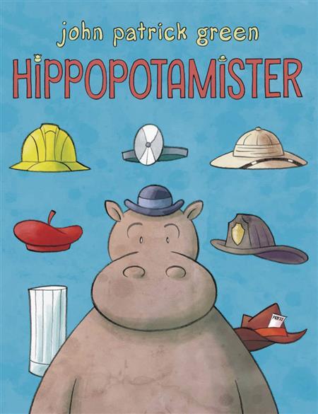 HIPPOPOTAMISTER HC GN (C: 0-1-0)