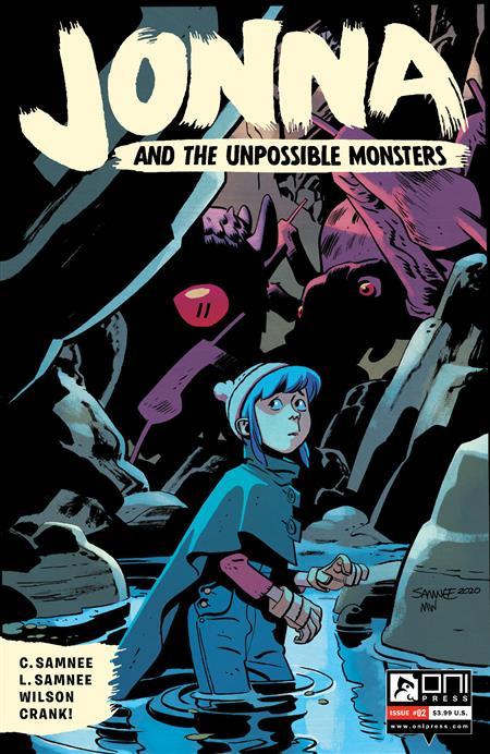 JONNA AND THE UNPOSSIBLE MONSTERS #2 CVR A SAMNEE
