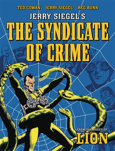 SIEGELS SYNDICATE OF CRIME TP (C: 0-0-2)