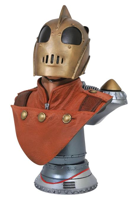 ROCKETEER LEGENDS IN 3D 1/2 SCALE BUST (C: 1-1-2)
