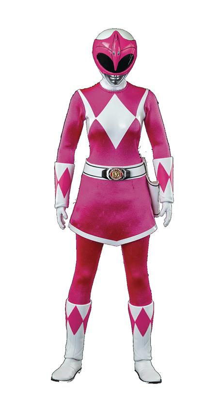 MIGHTY MORPHIN POWER RANGERS PINK RANGER 1/6 SCALE AF (Net)