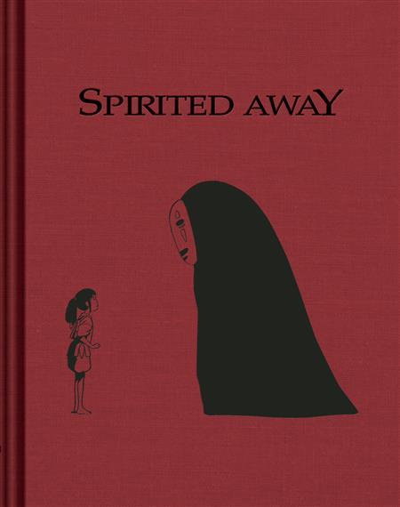 SPIRITED AWAY SKETCHBOOK (C: 1-1-2)
