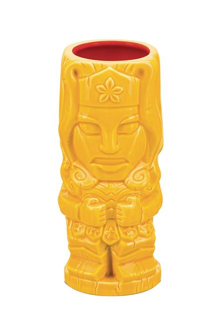 DC WONDER WOMAN TIKI MUG (C: 1-1-2)