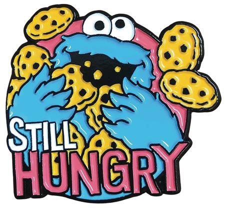 SESAME STREET STILL HUNGRY PIN (C: 1-1-2)