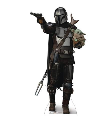 THE MANDALORIAN WITH THE CHILD SEASON 2 STANDEE (C: 1-1-2)