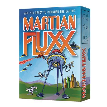 MARTIAN FLUXX DIS (6CT) (C: 0-1-2)