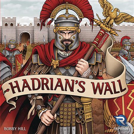 HADRIANS WALL BOARD GAME (C: 0-1-2)
