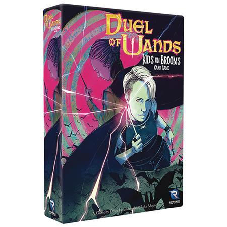 KIDS ON BROOMS DUEL OF WANDS CARD GAME (C: 0-1-2)
