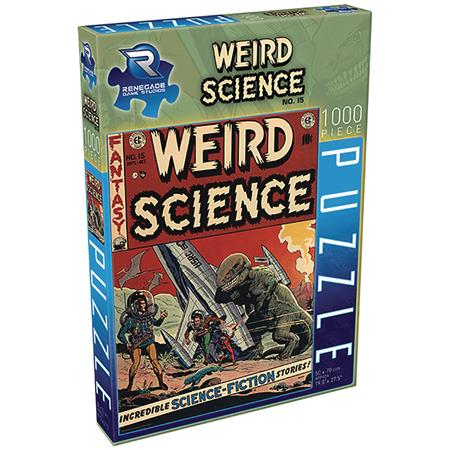 WEIRD SCIENCE #5 1000 PC PUZZLE (C: 0-1-2)