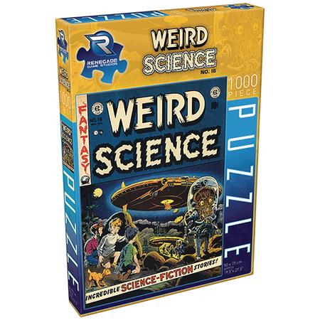 WEIRD SCIENCE #16 1000 PC PUZZLE (C: 0-1-2)