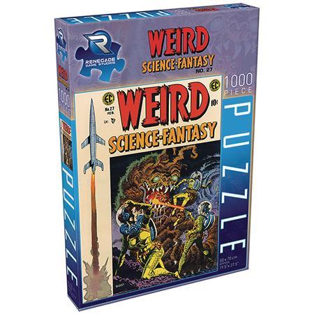 WEIRD SCIENCE FANTASY #27 1000 PC PUZZLE (C: 0-1-2)