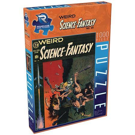 WEIRD SCIENCE FANTASY #29 1000 PC PUZZLE (C: 0-1-2)