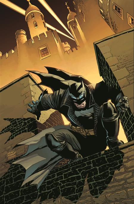 BATMAN THE DETECTIVE #1 (OF 6) CVR B ANDY KUBERT CARD STOCK VAR