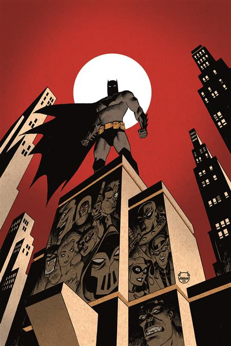 BATMAN THE ADVENTURES CONTINUE TP