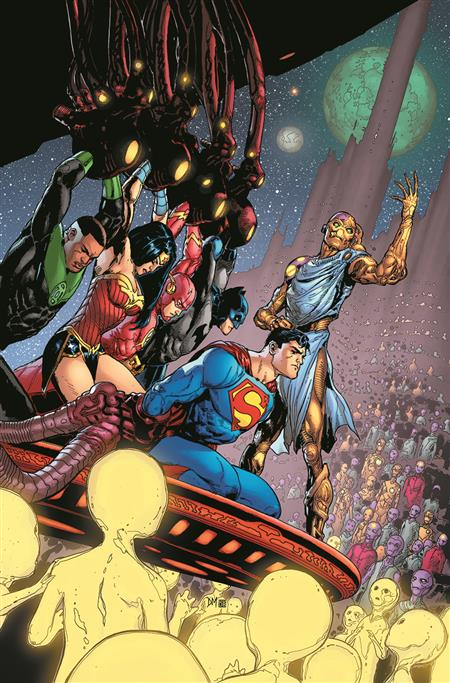 JUSTICE LEAGUE GALAXY OF TERRORS TP