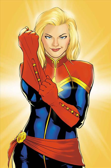 CAPTAIN MARVEL #1 (OF 6)