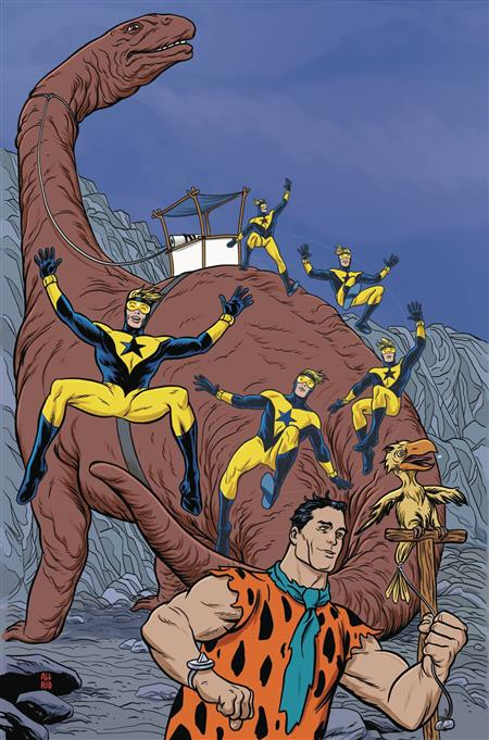 BOOSTER GOLD FLINTSTONES ANNUAL #1