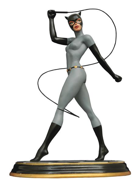 BATMAN ANIMATED SERIES PREMIER COLL CATWOMAN STATUE (C: 1-1-
