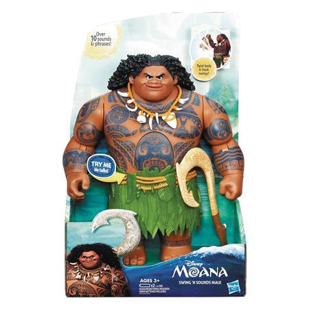 DISNEY MOANA SWINGIN SOUNDS MAUI FIG CS (C: 1-1-1)
