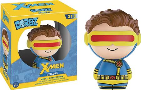 DORBZ X-MEN CYCLOPS VINYL FIG (C: 1-1-2)