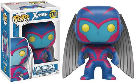 POP MARVEL X-MEN ARCHANGEL VINYL FIG (C: 1-1-2)