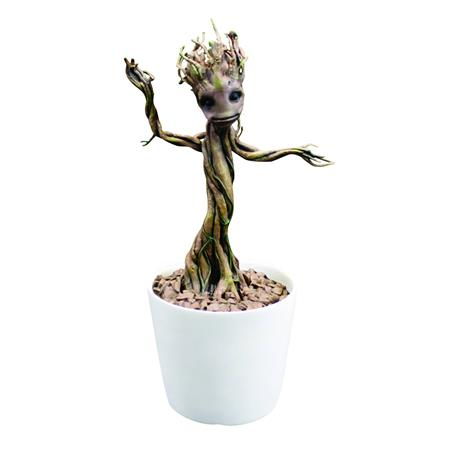 GOTG BABY GROOT 1/1 SCALE PREMIUM MOTION STATUE (Net) (C: 1-