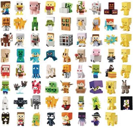 MINECRAFT MINI FIG BMB DIS (C: 1-1-1)