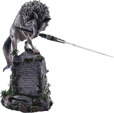 DARK SOULS SIF THE GREAT GREY WOLF STATUE (C: 0-1-2)